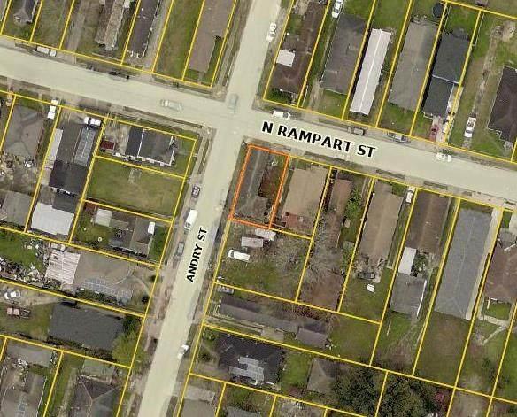 5400 N Rampart Street, New Orleans, LA 70117 (MLS #2269831) :: Parkway Realty