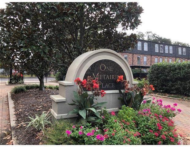 2511 Metairie Lawn Drive #215, Metairie, LA 70002 (MLS #2270798) :: Turner Real Estate Group