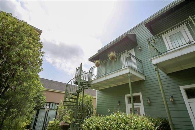 1931 Burgundy Street #15, New Orleans, LA 70116 (MLS #2271158) :: Top Agent Realty