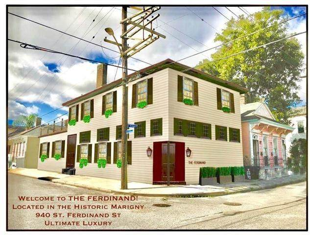 940 St Ferdinand Street, New Orleans, LA 70117 (MLS #2274082) :: Reese & Co. Real Estate