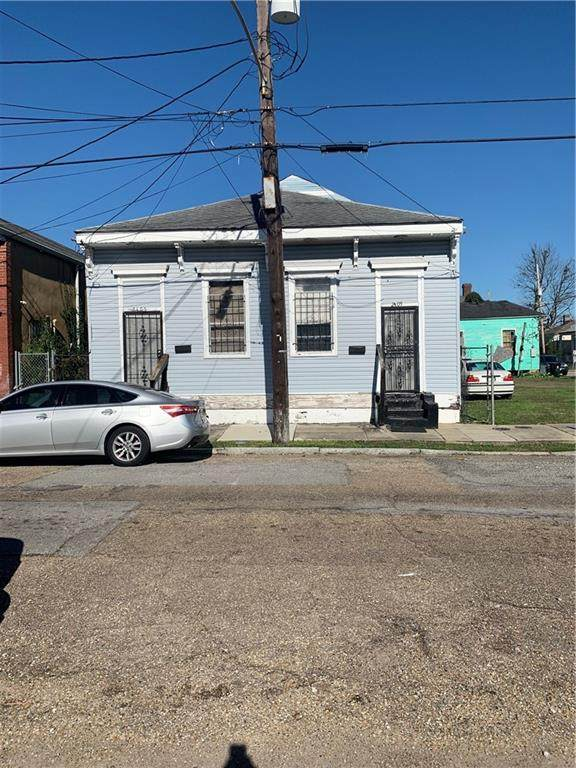 2405 Danneel Street, New Orleans, LA 70113 (MLS #2274238) :: Turner Real Estate Group