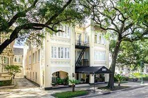 2801 Saint Charles Avenue #106, New Orleans, LA 70115 (MLS #2274826) :: Crescent City Living LLC