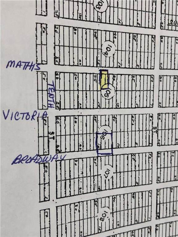 Lots 37, 38 Mathis Street, Harvey, LA 70058 (MLS #2279773) :: The Sibley Group