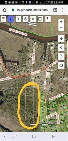 Highway 433 Road, Slidell, LA 70460 (MLS #2279855) :: Top Agent Realty