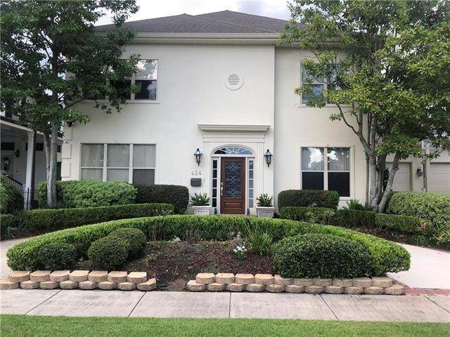 424 Hesper Avenue, Metairie, LA 70005 (MLS #2280892) :: Nola Northshore Real Estate