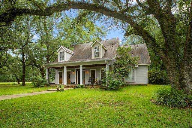 41626 Portier Road, Ponchatoula, LA 70454 (MLS #2282413) :: Turner Real Estate Group
