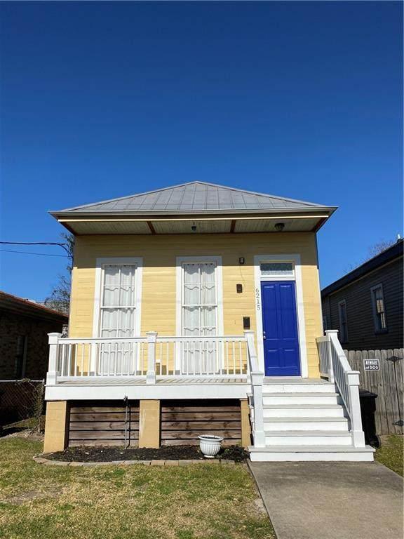 6215 Dauphine Street, New Orleans, LA 70117 (MLS #2282702) :: Turner Real Estate Group