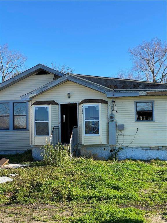 7601 Lacombe Street, New Orleans, LA 70127 (MLS #2283130) :: Reese & Co. Real Estate