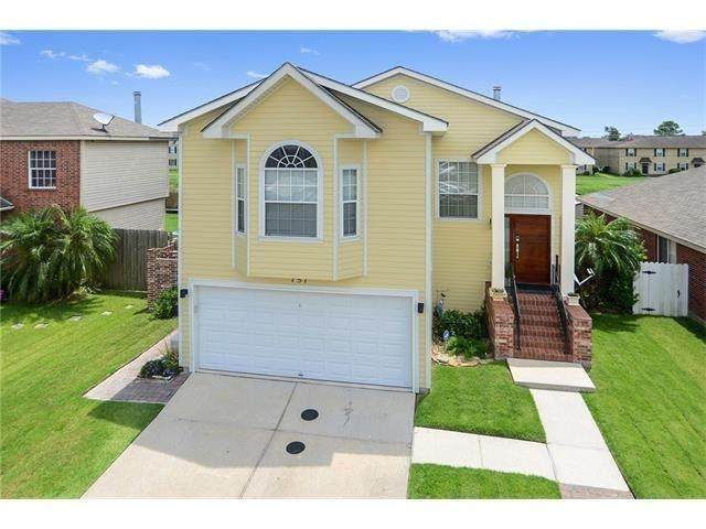 757 Dory Drive, Gretna, LA 70053 (MLS #2283310) :: Amanda Miller Realty