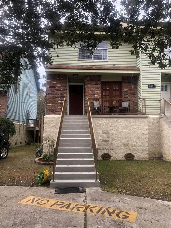 2889 Palm Drive #13, Slidell, LA 70458 (MLS #2283644) :: Top Agent Realty