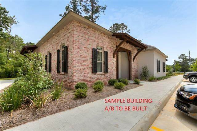 102 Fountainbleau Drive A, Mandeville, LA 70471 (MLS #2288423) :: Turner Real Estate Group