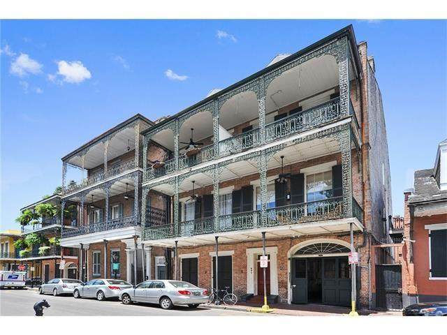 831 St Louis Street C, New Orleans, LA 70112 (MLS #2289002) :: Reese & Co. Real Estate