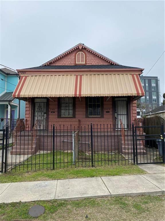 2429-31 Gravier Street, New Orleans, LA 70119 (MLS #2289067) :: Amanda Miller Realty