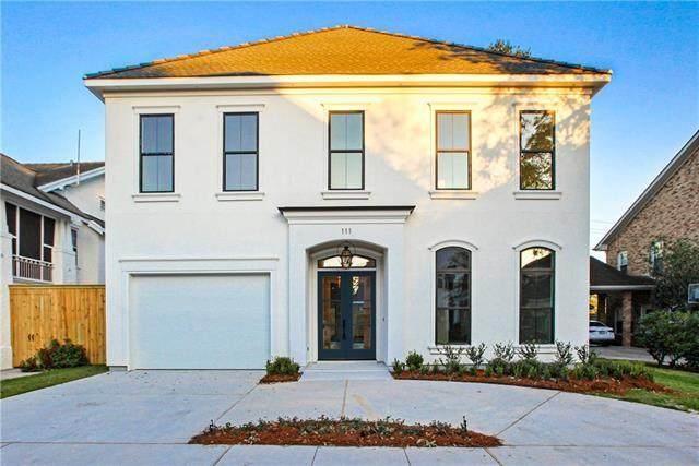 111 Ridgewood Drive, Metairie, LA 70005 (MLS #2289161) :: Nola Northshore Real Estate