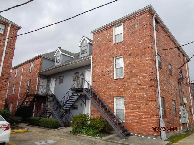 3629 Ridgelake Drive #15, Metairie, LA 70002 (MLS #2289387) :: Nola Northshore Real Estate