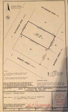 501 Hutchinson Drive, Mandeville, LA 70448 (MLS #2291486) :: Turner Real Estate Group