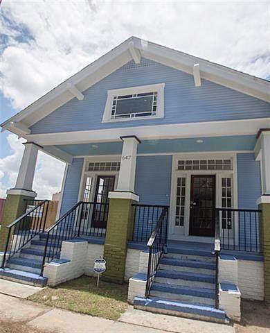 647 S Pierce Street, New Orleans, LA 70119 (MLS #2292223) :: Reese & Co. Real Estate