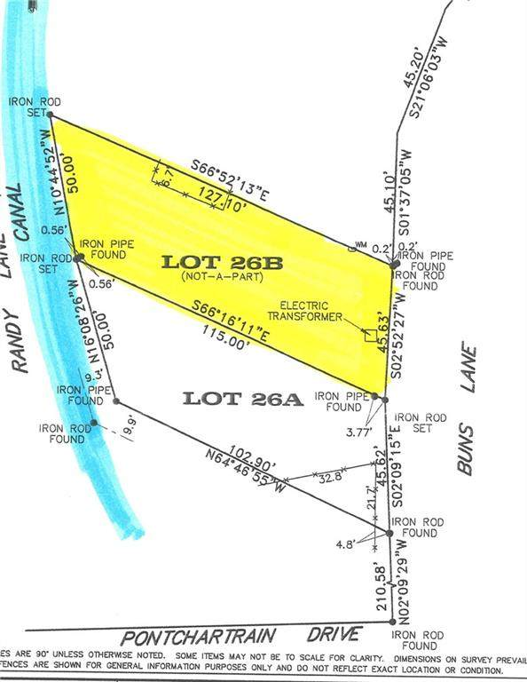 26B Buns Lane, Springfield, LA 70462 (MLS #2293466) :: Top Agent Realty