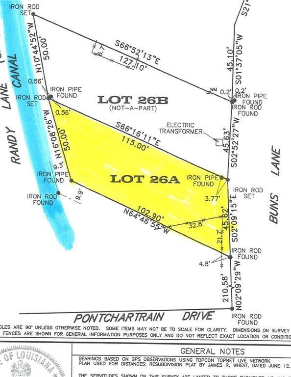 26A Buns Lane, Springfield, LA 70462 (MLS #2293479) :: Top Agent Realty