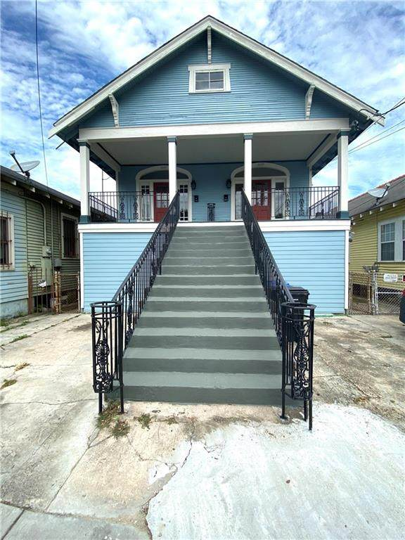 5017 19 Burgundy Street, New Orleans, LA 70117 (MLS #2294839) :: Top Agent Realty
