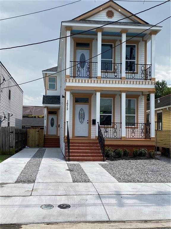 1672-74 N Miro Street, New Orleans, LA 70119 (MLS #2294867) :: Turner Real Estate Group