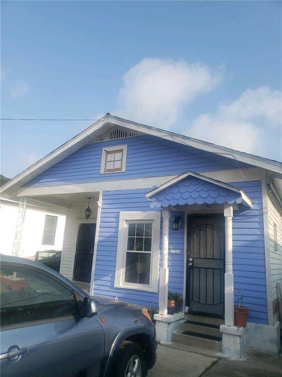 2553 55 Jasmine Street, New Orleans, LA 70122 (MLS #2295082) :: Turner Real Estate Group
