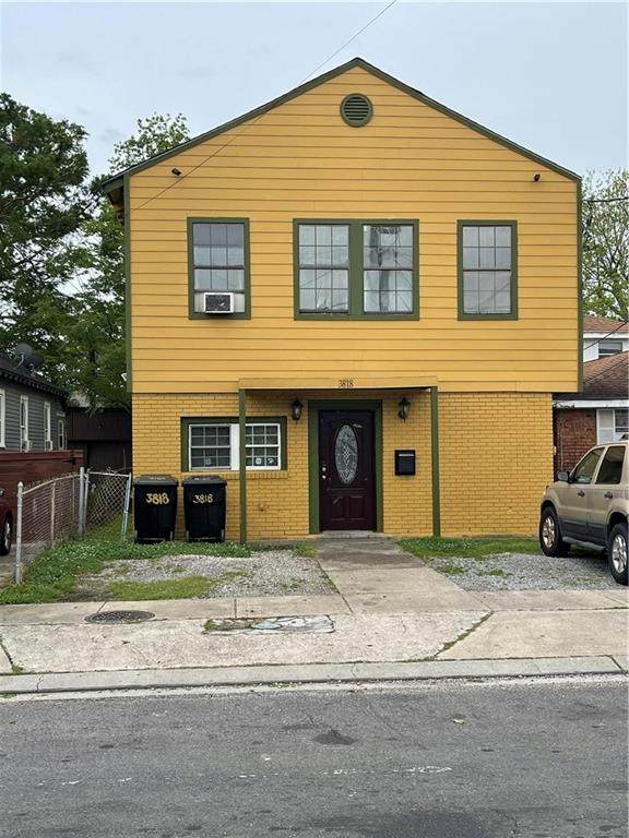 3818 Clematis Street, New Orleans, LA 70122 (MLS #2295289) :: Reese & Co. Real Estate