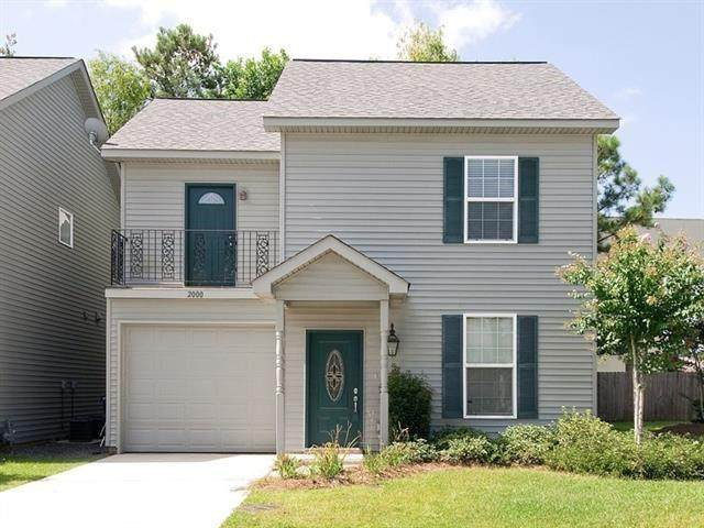 2000 Christie Lane #1, Covington, LA 70433 (MLS #2295386) :: Reese & Co. Real Estate