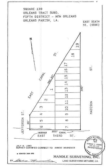 E Canal Street, New Orleans, LA 70131 (MLS #2295649) :: Crescent City Living LLC
