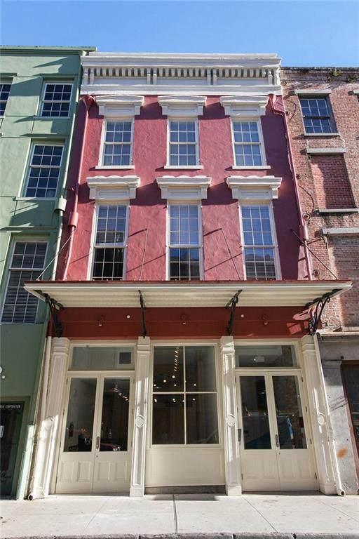 204 Decatur Street 3A, New Orleans, LA 70130 (MLS #2295777) :: Robin Realty