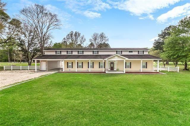 21180 E Highway 22 Highway, Ponchatoula, LA 70454 (MLS #2297531) :: Reese & Co. Real Estate