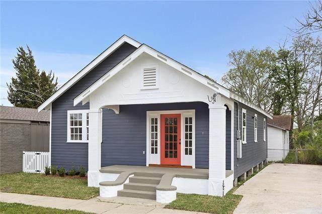 1416 Madison Street, Gretna, LA 70053 (MLS #2298265) :: The Sibley Group