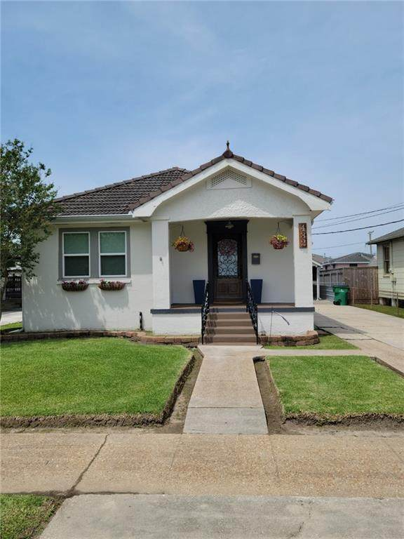 432 Bellanger Street, Harvey, LA 70058 (MLS #2298352) :: Turner Real Estate Group