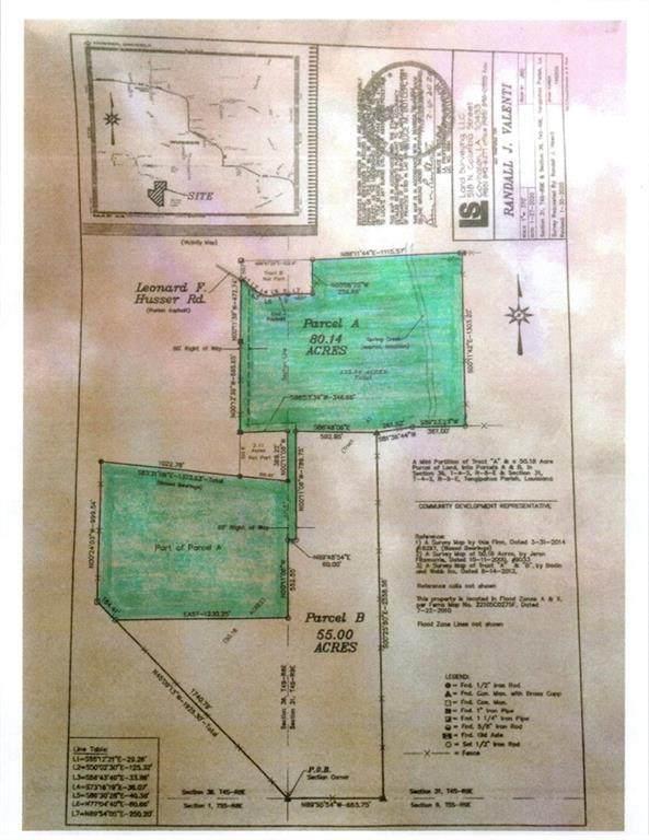000 Leonard F Husser Road, Husser, LA 70442 (MLS #2300069) :: Turner Real Estate Group