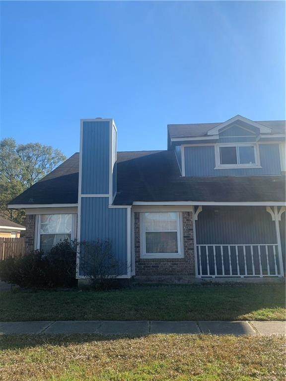 2110 Snowbird Drive, Harvey, LA 70058 (MLS #2300172) :: Turner Real Estate Group