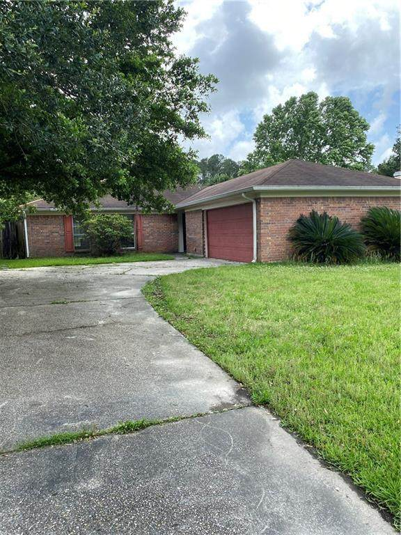 201 Portsmouth Drive, Slidell, LA 70460 (MLS #2301815) :: Top Agent Realty