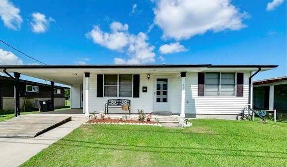 4313 Williams Boulevard, Kenner, LA 70065 (MLS #2303282) :: United Properties
