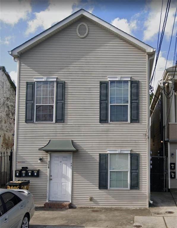 2606 Bienville Street, New Orleans, LA 70119 (MLS #2303887) :: Turner Real Estate Group