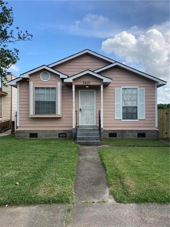 3401 Catalina Drive, New Orleans, LA 70114 (MLS #2303999) :: Crescent City Living LLC