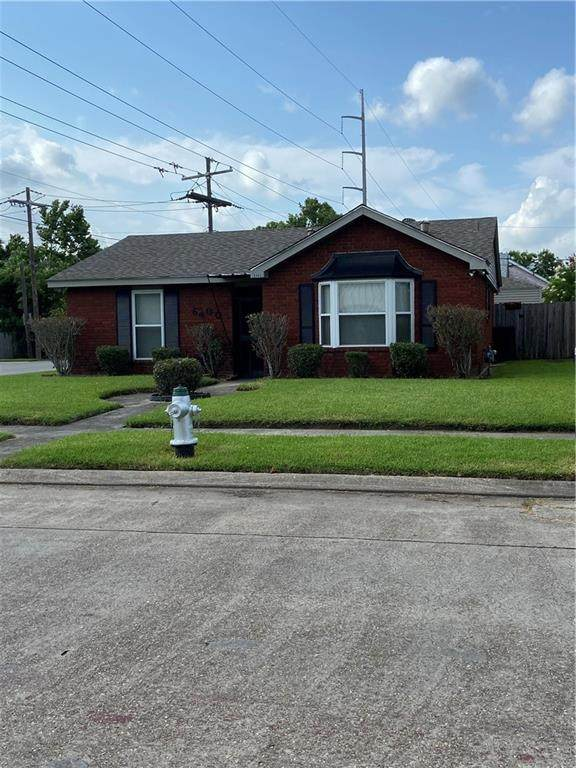 6400 Maumus Street, New Orleans, LA 70131 (MLS #2304370) :: Crescent City Living LLC