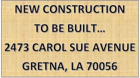 2473 Carol Sue Avenue, Gretna, LA 70056 (MLS #2304666) :: Satsuma Realtors