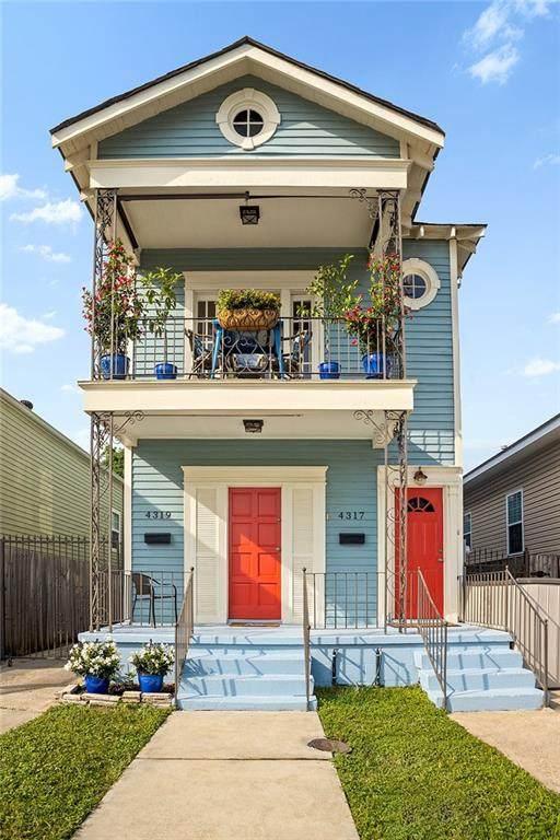 4317 Baudin Street, New Orleans, LA 70119 (MLS #2304837) :: Top Agent Realty