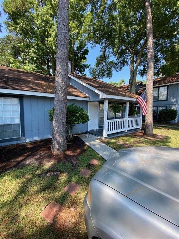 434 Cedarwood Dr. Drive #434, Mandeville, LA 70471 (MLS #2304886) :: Top Agent Realty