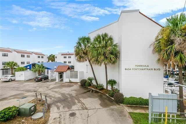 8654 Pontchartrain Boulevard #6, New Orleans, LA 70124 (MLS #2304954) :: Satsuma Realtors