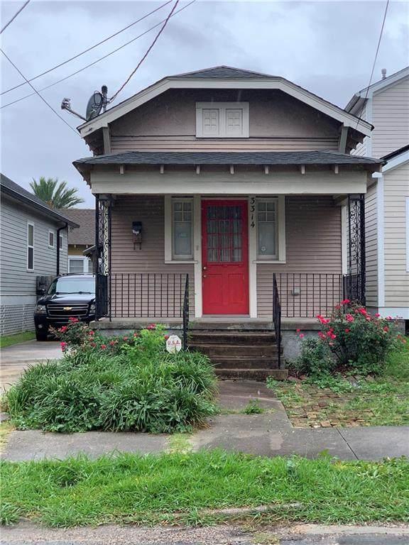 3314 Calhoun Street, New Orleans, LA 70125 (MLS #2305133) :: United Properties