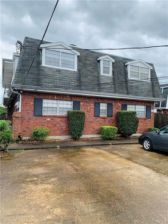 4824 Quincy Street, Metairie, LA 70006 (MLS #2305862) :: United Properties