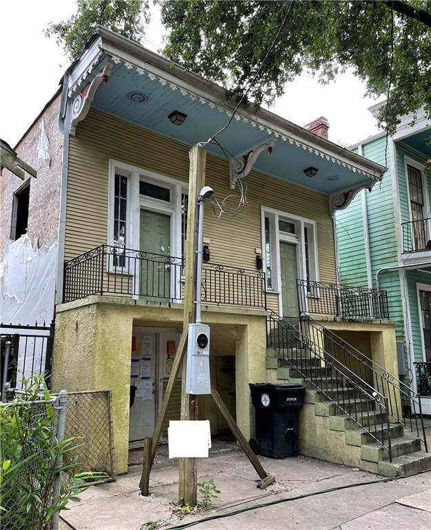 712 Washington Avenue, New Orleans, LA 70130 (MLS #2307058) :: Reese & Co. Real Estate
