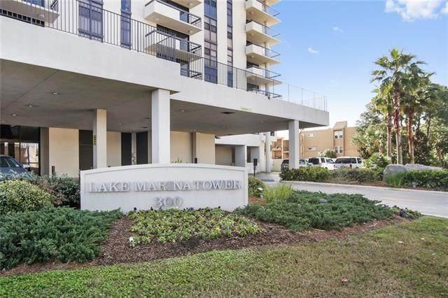 300 Lake Marina Avenue 11BE, New Orleans, LA 70124 (MLS #2307135) :: United Properties
