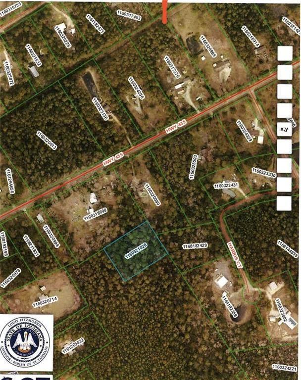 5TH Avenue, Abita Springs, LA 70420 (MLS #2307425) :: Turner Real Estate Group
