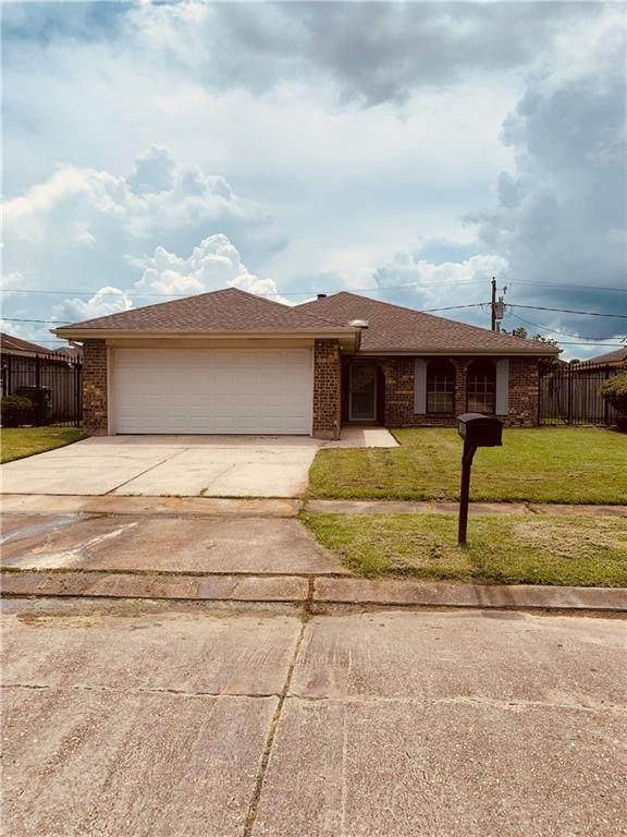1644 Jutland Drive, Marrero, LA 70072 (MLS #2307665) :: Freret Realty